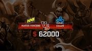 Грандфинал D2CL: Natus Vincere против Cloud9