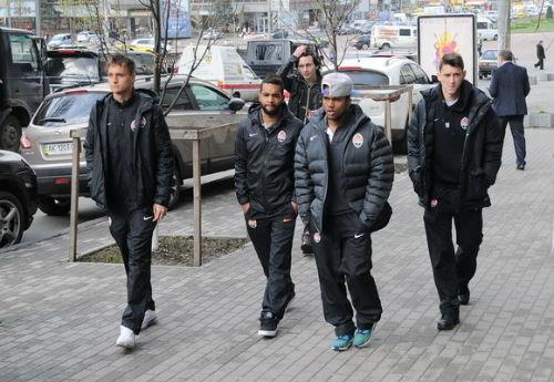 Шахтер погулял по Киеву