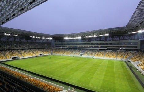 Арена Львов примет матч отбора ЧМ-2015
