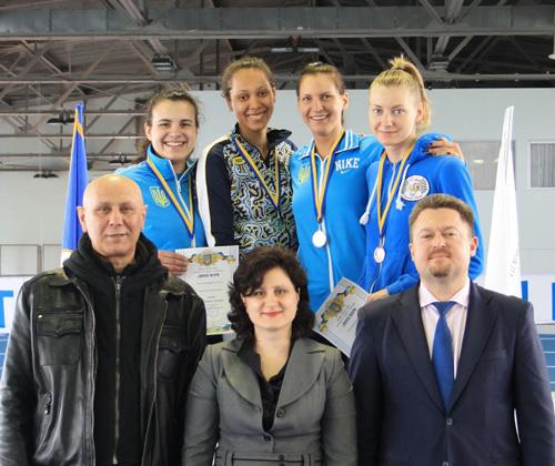 ЧУ 2014 Киев: Фейби Бежура стала чемпионкой Украины