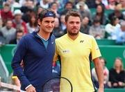 Вавринка обыграл Федерера в финале турнира Монте-Карло