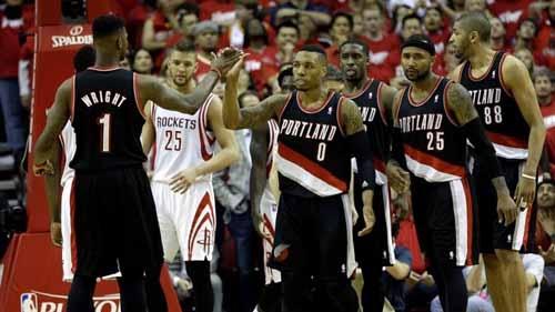 НБА. Вашингтон и Портленд открывают счет победам в сериях