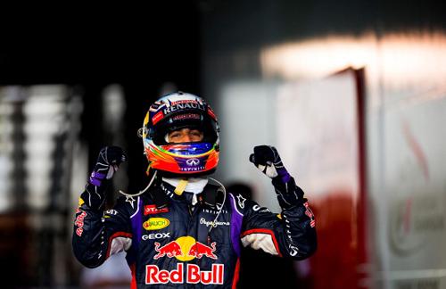 В Red Bull не считают Риккиардо быстрее Феттеля