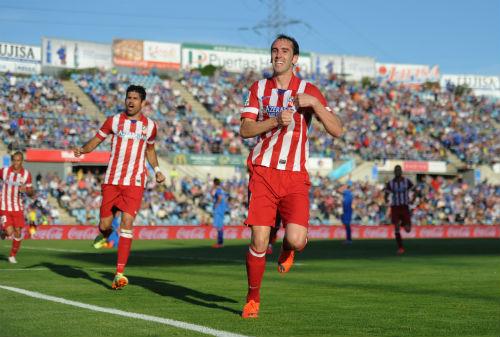Атлетико сыграет против Челси в сильнейшем составе
