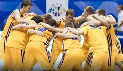 Сборная Украины по баскетболу U-18 разгромила Чили