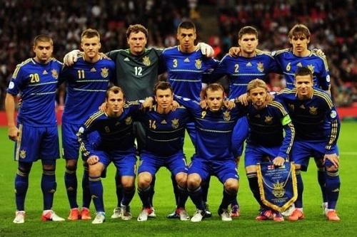 Сборная Украины может сыграть с командой Бразилии