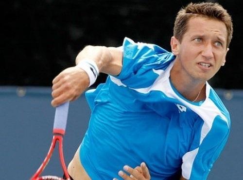 Стаховский вышел в третий круг турнира в Бухаресте