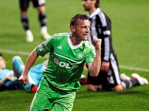 Олич продлил контракт с Вольфсбургом