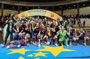 Барселона Алуспорт – лучший клуб Европы!