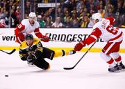 НХЛ. Бостон выходит в 1/4 Кубка Стэнли. Матчи субботы
