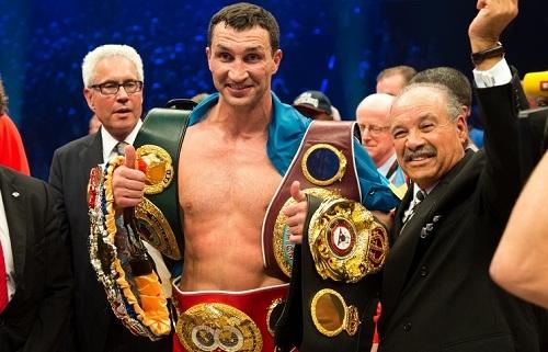Владимир Кличко сможет побороться за чемпионский титул WBC