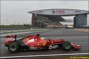 АЛОНСО: «Машина недостаточно эффективна по всем показателям»
