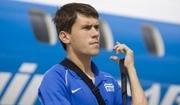 Кравченко дисквалифицирован на три матча, Годин - на два