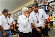 Экклстоун уверен, что Индия вернётся в календарь чемпионата