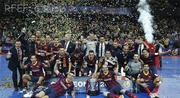 Барселона Алуспорт выиграла Copa del Rey в четвертый раз!