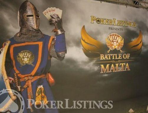 "PokerListings - ""Битва за Мальту - 2014"""