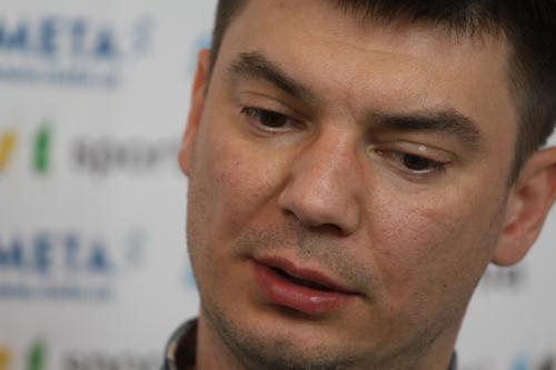 Константин СИМЧУК: «Некому спонсировать чемпионат Украины»