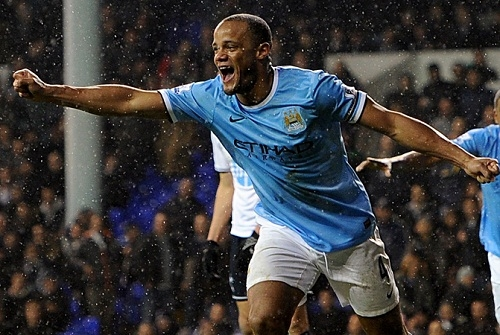 Манчестер Сити стал чемпионом Англии