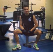 Иван Бобко приступил к тренировкам
