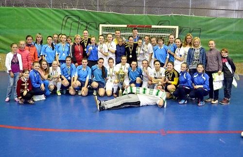 Беличанка завоевала Кубок Украины