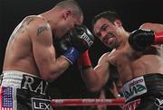 Маркес - Альварадо: нокдауны поровну, счет - врозь