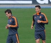 Роналду, Бейл и Пепе не тренируются в общей группе Реала