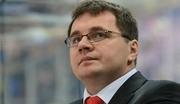 НАЗАРОВ: «О выходе из состава КХЛ и речи идти не может»