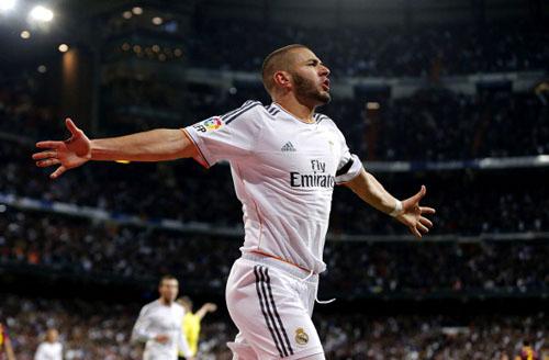 Реал готов отпустить Бензема за €50 миллионов