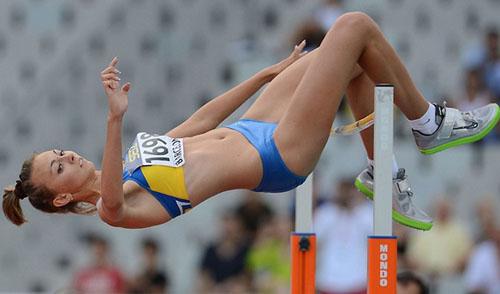 Восемь украинских легкоатлетов стартует на Гран При в Китае
