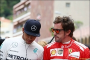 АЛОНСО: «В Mercedes лучше остальных справились с работой»