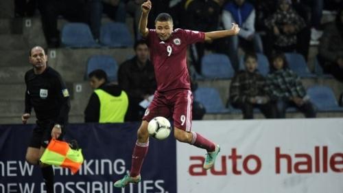 Верпаковскис попрощался со сборной Латвии