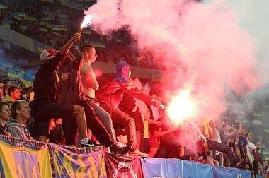 За что ФИФА наказала Украину + ВИДЕО
