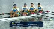 Украинцы выиграли чемпионат Европы по академической гребле