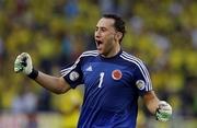 Арсенал нацелился на голкипера сборной Колумбии