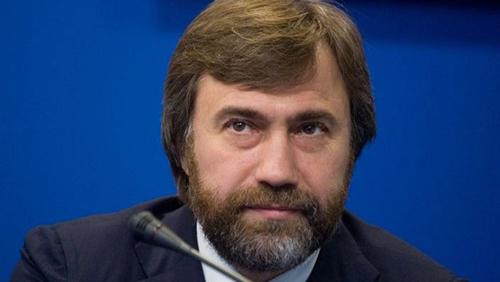 Новинский прекратил финансировать Севастополь