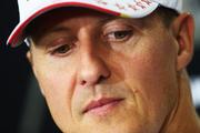 Шумахер переведен в реабилитационное отделение