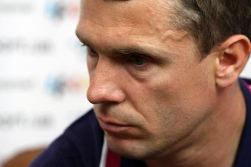 Сергей РЕБРОВ: «Мне импонирует стиль игры сборной Испании»