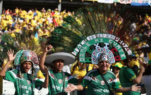 Группа А. Мексика - Камерун. Анонс