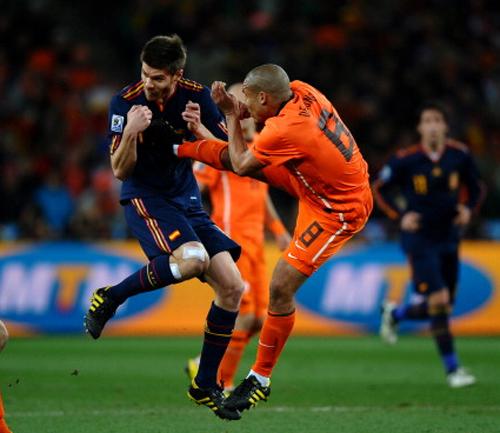 Группа В. Испания – Нидерланды. Анонс