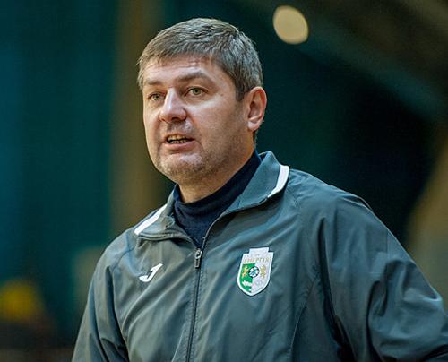 Александр Косенко может возглавить сб. Украины по футзалу