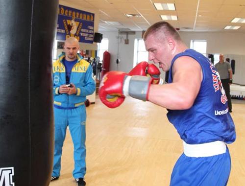 Глазков выйдет на ринг 9 августа