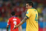 Тим КЭХИЛЛ: «Австралия достойно сыграла против Чили»