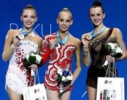 Анна Ризатдинова - бронзовый призер чемпионата Европы