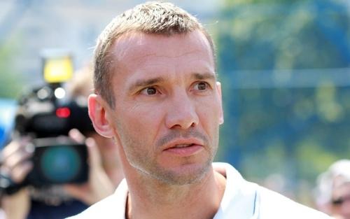 Андрей ШЕВЧЕНКО: «Назначение Реброва воспринял положительно»