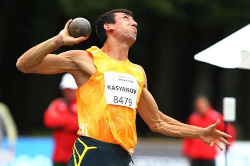 Алексей Касьянов выиграл этап по многоборью в Чехии