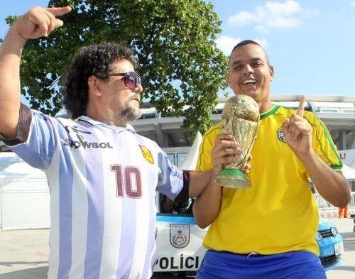 Відкриваємо Бразилію разом.Бразилія – мама, Аргентина – тато