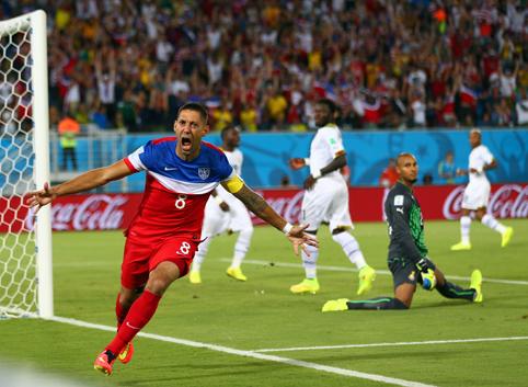 США с третьей попытки обыгрывают Гану