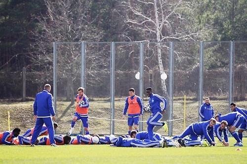 Во вторник Динамо начнет подготовку к новому сезону