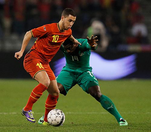 Группа Н. Бельгия - Алжир. Анонс