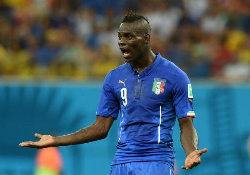 Идеальная сборная Италии от Марио Балотелли